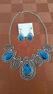 Necklace and Earring set Brand New