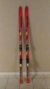 Downhill Skis + Ski Boots