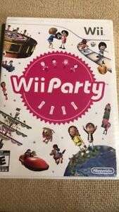 Brand New Nintendo Wii Party