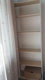 Ikea book shelves
