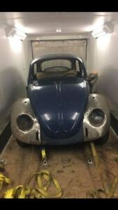 1969 Beetle and Parts