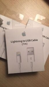 Original OEM apple iphone cable sync charger lighthing usb