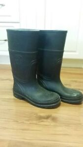 Rubber/Waterproof boots (Respirex Vikings)