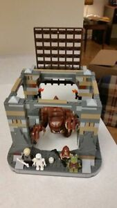Retired Star Wars Lego (Jabba's Palace, Rancor Pit + 2 more)