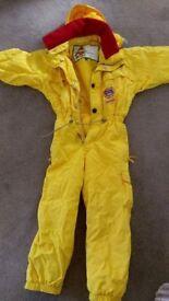 Childs Ski Suit