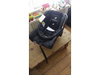 NEW Joie Juva 0+ car seat