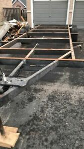 20 Foot Trailer Frame For Sale