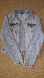 Jeasn jacket H&M size 10-11 yrs