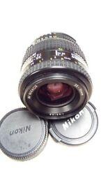 Nikon 35-70mm lens