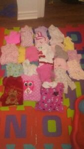 Baby Girl clothes sizes 0-3 and 3-6
