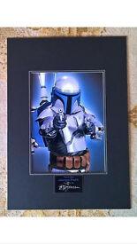 Lyd Edition Star Wars Jango Fett Art Print