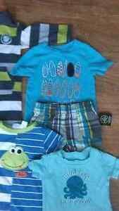 BABY boys clothing  12-18-3-6 months SERIOUSLY INTERESTED ONLY