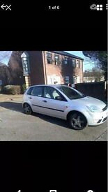 FORD FIESTA 1.4 LOW MILEAGE DRIVES EXCELLENT LONG MOT