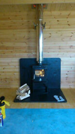 Stove safe made to measure black limestone hearths for sale