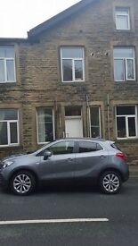 ONE BED ROOM FLAT COLNE ROAD EARBY BARNOLDSWICK