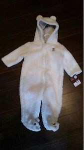Carters 6-Month Size Fleece Suit - Brand New with Tags - $20