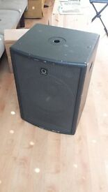 "Turbosound TXD 115 15"" passive sub (subwoofer / bass speaker)"