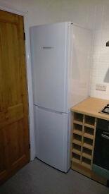 HOTPOINT FSFL58W Fridge Freezer - White (Brand New)