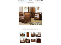 Nursery Furniture 3 Piece Set