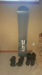 Snowboard Package!