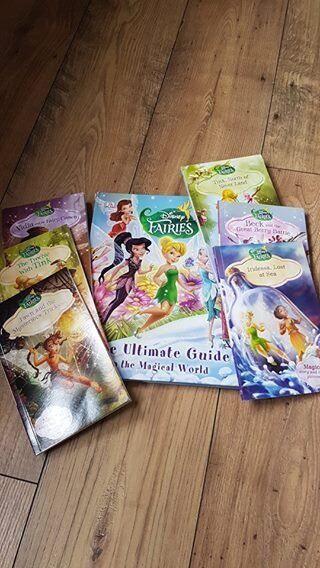 Disney fairies book bundle
