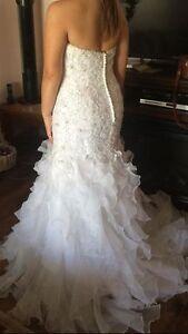 WEDDING DRESS Kitchener / Waterloo Kitchener Area image 1