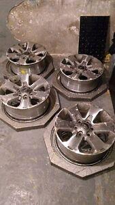 Ford FX4 Rims