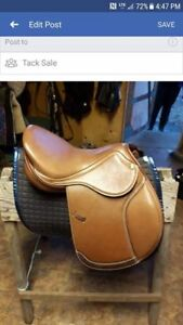 "16"" close contact saddle"