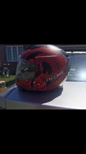 motorcycle helmet Great condtion