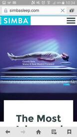 brand new simba hybrid mattresses