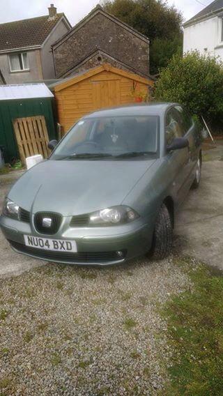 Seat Ibiza 1.2SX 2004