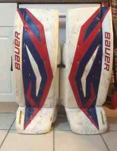 Bauer total one pro set