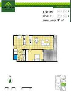 brand new one bedroom + one study in Hills dale, moving in soon Hillsdale Botany Bay Area Preview