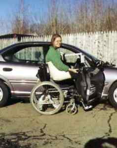 Portable MultiLift - personal transfer wheelchair to anywhere