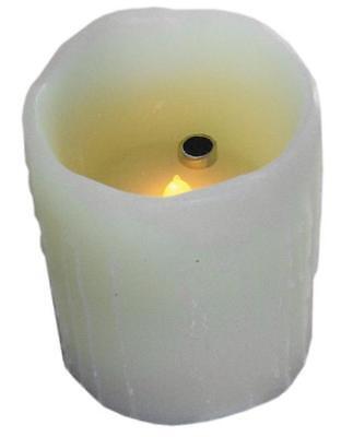 LED a 10cm da Soffiare Tremolante Luftzugsensor Candela Soffiare