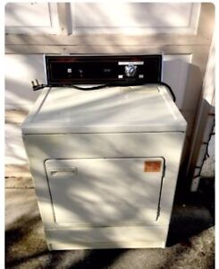 Great Dryer!  Kenmore brand name...  Beige colour.