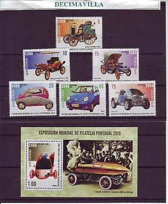 TRCO042, COCHES ELECTRICOS, 2010, MATRA ZOOM, ZILENT, JEEP TREO, STAE