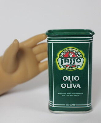 "Lovvbugg Mini Can of Olive Oil for 18"" American Girl Doll Food Accessory"