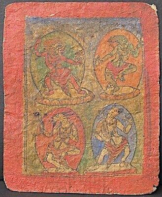 Tsakli - Painting Initiatory of Tibet