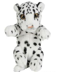 Snow Leopard Plush Ebay