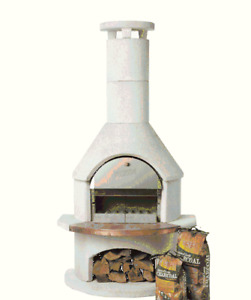 Masonry fireplace / BBQ / PIZZA oven  all in one