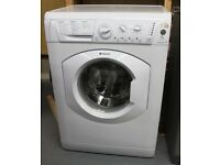 BARGAIN.....Hotpoint washing machine ..12 Months warranty ...Free delivery and connection