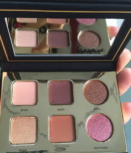 Tarte pro to go eyeshadow palette, brand new