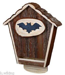 Fledermaushotel Fledermauskasten Fledermaus Brutkasten Fledermausnistkasten Haus