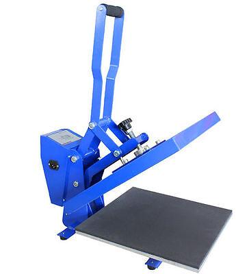 Used, A GRADE HPC480 CLAM Heat Press HIGH PRESSURE Machine Sublimation T-shirt Print for sale  United Kingdom