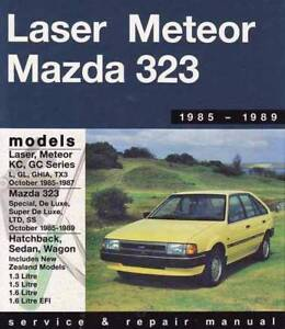 ford laser workshop manual gumtree australia free local classifieds