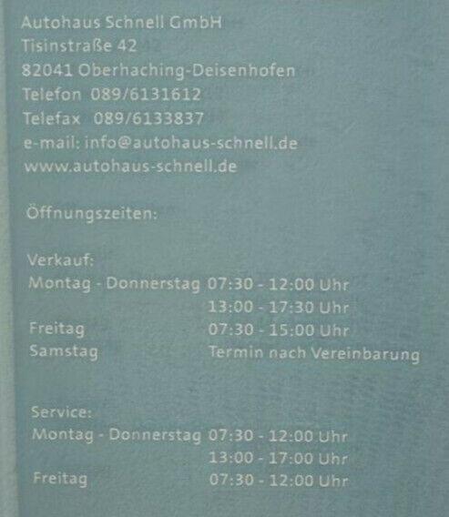 KFZ-Service für alle Marken in Oberhaching in Kr. München - Oberhaching