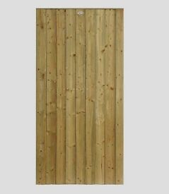 3ft x 6ft Tongue & Groove Fully Framed Heavy Duty Garden Gate Only £120.00 Call 0161 962 9127