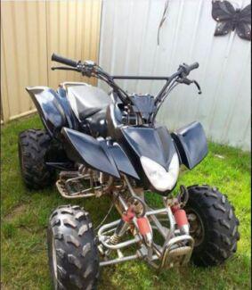 200cc quad ATV quick sale wanted!! Munno Para West Playford Area Preview
