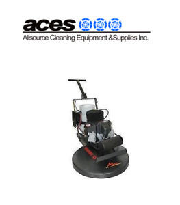 Aztec Floor Strippers, Buffers, and Propane Burnishers